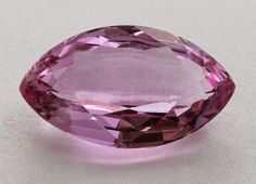Diamonds and Rhubarb ®: Imperial Topaz, Peachy in Pink