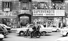 Corso Buenos Aires, Milano, 1962