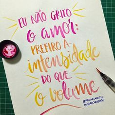 Frase da @marinalaradiz para inspirar. #maolivre #caligrafia #frases #santos #music #freehand #calligraphy #design #art #style #sketch #customtype #handtype #type #typespire #goodtype #inspiration #lettering #typism #typography #tyxca #calligritype #graphicdesign #handmadefont #typostrate #thedailytype #scriptart #font