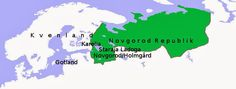 Image result for novgorod republic map