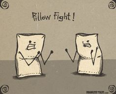 Brainless Tales: Pillow fight!