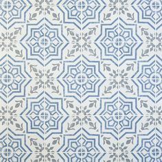 Want to go really bold? A patterned tile can give you a look that really pops in your kitchen. The Bedford Decorative Porcelain Tile and Stratford Decorative Porcelain Tile are both popular styles that make great looking backsplashes. Countertop Makeover, Diy Countertops, Bathroom Floor Tiles, Shower Floor, Tile Bathrooms, Cabin Bathrooms, Wall Tiles, Home Depot, Commercial Flooring
