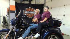 Harley Davidson Trike Triglide testimonials 3