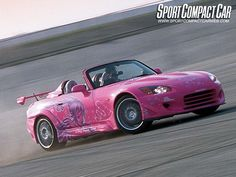 Fast and Furious Car - Honda S2000