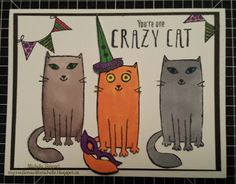 My Creations with Michelle: August SOTM Blog Hop - Purr-fect Halloween #ShinHan