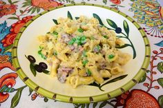 Creamy Bacon Pasta {No Boil} | Plain Chicken#more