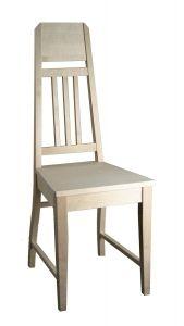 Puuvalmis Jugend-tuoli, koivua