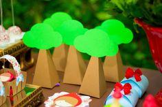 Árvore caixa