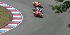 MotoGP Qualification : Marquez and Pedrosa forefront in Aragon