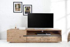 WOTAN szürke akác TV szekrény 170cm Acacia, Tv Board, How To Purl Knit, Floating Nightstand, Designer, Pattern Design, Living Room, Furniture, Home Decor