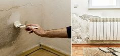 1 - Introdução O problema da umidade na casa é, infelizmente, muito frequente, e capaz de causar consequências nem um pouco agradáveis: por exemplo, a infiltração nas paredes