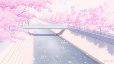 mine anime scenery 1 5 anime scenery my love story ore monogatari! My Love Story! my love story:gif anime-diary Aesthetic Desktop Wallpaper, Anime Scenery Wallpaper, Anime Backgrounds Wallpapers, Episode Backgrounds, Aesthetic Backgrounds, Anime Gifs, Anime Art, Anime Cherry Blossom, Gif Background