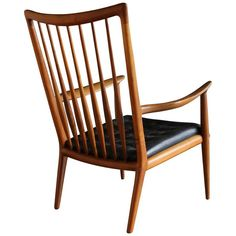 Studio Crafted Lounge Chair by Sam Maloof | From a unique collection of antique and modern chairs at https://www.1stdibs.com/furniture/seating/chairs/