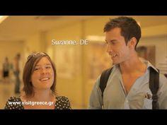 You in Greece (German) - Du in Griechenland