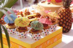 cupcakes praia