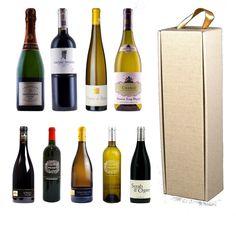 pudełko na wino whisky