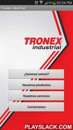 Tronex Industrial  Android App - playslack.com ,  En TRONEX Industrial nos especializamos en brindar soluciones óptimas y flexibles en generación, almacenamiento y calidad de energía para el hogar, el comercio, la industria y el estado. Ofrecemos uno de los portafolios más completos de América Latina en almacenamiento de energía, confiable, eficiente y duradera, que incluye soluciones orientadas a satisfacer las necesidades específicas de distintos segmentos del mercado.TRONEX Industrial es…