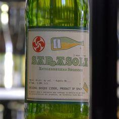 Sarasola Basque Cider