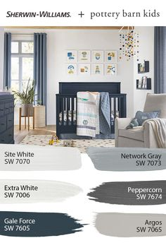 We've partnered with the trusted paint experts at Sherwin-Williams to create seasonal palettes that coordinate with out latest collections.