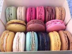 There's an ongoing debate over whether Pierre Hermé macarons or Maison Ladurée macarons are Paris's best. Basically, you can't go wrong with either.