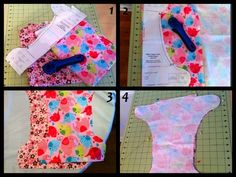 Babyville Boutique DIY : Cloth Diaper and Snap-in-Liner Diy Diapers, Free Diapers, Cloth Diapers, Sewing For Kids, Baby Sewing, Rustic Baby Rooms, Homemade Baby Gifts, Sewing Machine Projects, Cloth Pads