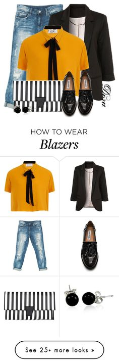 """""""Untitled #5817"""" by doradabrowska on Polyvore featuring Sans Souci, WithChic, Elvi, Steve Madden and Bling Jewelry"""