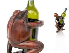 frog got your wine!