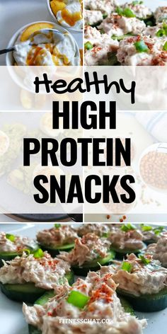 Looking for easy protein snacks? Discover high protein snacks to eat when you are trying to lose weight. Protein packed snacks. Protein packed foods Protein Packed Snacks, Protein Foods, Healthy Snacks, Clean Eating Menu, Clean Eating Grocery List, Clean Eating For Beginners, Roasted Pumpkin Seeds, Small Meals, Weight Loss Snacks