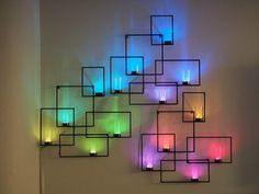 LED Wall Sconce on imgfave on We Heart It. http://weheartit.com/entry/67632792