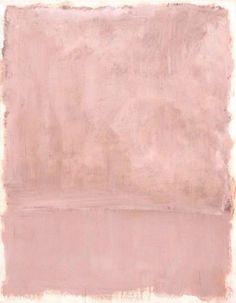 Mark Rothko, Pink, 1953