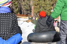 Hansens Resort Snow Tubing and Saucer Hill is approximately 400 ft long and is fun for all ages. South Lake Tahoe tubing is always fun at Hansens Resort Snow Tubing.
