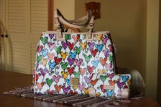 No Request is Too Extreme - My New Disney Dooney and Bourke