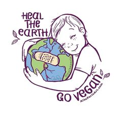 Go vegan✌ More