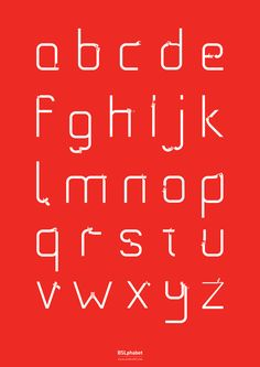 A unique new typeface, which fuses the British Sign Language alphabet with the written alphabet.- Digitally printed - satin paper - Matt finish - Unframed - Dimensions: x size) - Shipped worldwide British Sign Language Alphabet, Legal Size Paper, Deaf Culture, Bsl, A2 Size, Hearing Aids, Paper Dimensions, Font Styles, Monogram Initials