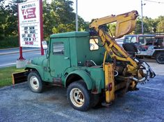 Jeep CJ-5 Go-For-Digger