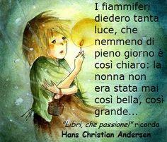 """""""La piccola fiammiferaia"""" di Hans Christian Andersen"""