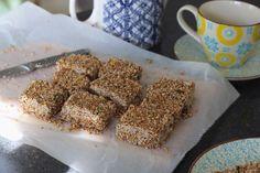 No Bake Tropical Amaranth Bars - The Holistic Ingredient.