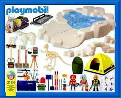 Image result for playmobil arctic