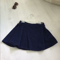 XS American apparel corduroy skirt Super cute but I don't look good in skirts. It's small as well. American Apparel Skirts Mini