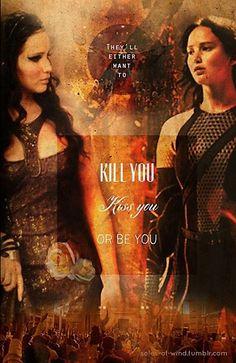 Catching fire Katniss Everdeen