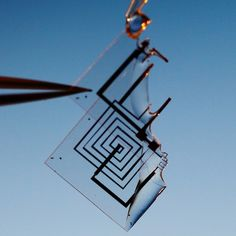 Medical Implant Heals Wounds & Then Dissolves #Inventions #Technology #tech