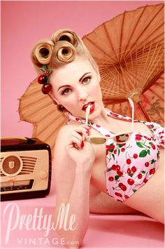 Pretty Me Vintage - Gallery Page