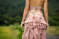 Jungle Gypsy, Boho, Bohemian, lace, shabby. ♥  #bluedivagal, bluedivadesigns.wordpress.com