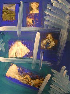 Kurz Výtvarné techniky - Vaječná tempera 16.1. o 17,00 hod. Naučíme sa starú techniku Vaječná tempera so skúseným výtvarníkom v Galérii ZIV, Trenčianska 53, Ružinov.   Organizuje: www.ziv.sk