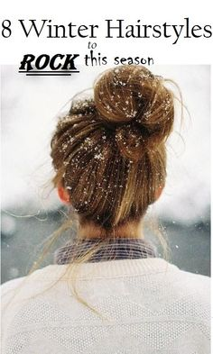 6 cozy winter hairstyles