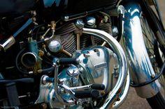 vincent porn | 1951 rapide - bikerMetric