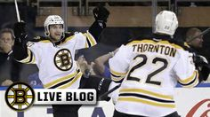 Bergeron gives Bruins a 1-0 Lead in their quest for 12 in a row.  http://stores.ebay.com/dklane1 www.amazon.com/shops/dklane1