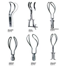 Obstetrical Forceps
