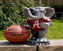 "Alabama ""Big Al"" College Mascot By Henri Studio  This statue can be purchased at www.apollostatuary.com"