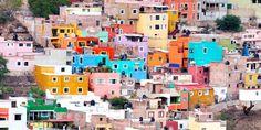 まるでレゴ!メキシコ・カラフルな世界遺産の街「グアナファト」   メキシコ   Travel.jp[たびねす]